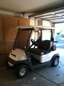 golf cart included with rental, lots of fun!  can use throughout the communuty