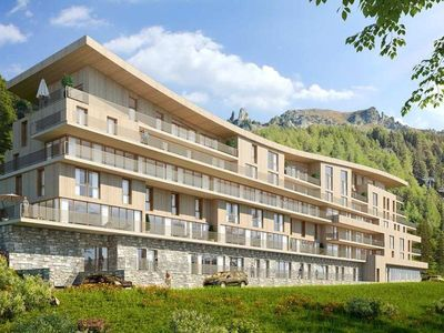 Photo for Apartment Bourg-Saint-Maurice, 2 bedrooms, 6 persons