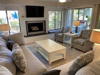 Photo for Amazing Remodeled Townhome in Palmetto Dunes - Beach/Golf/Tennis Very Close!