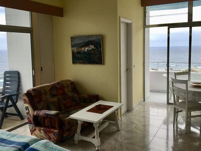 Photo for Studio downtown and beach with two balconies with spectacular views