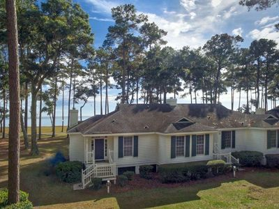 Photo for Ocean-Front Cottage w Cart - Great view - Pool! Fido Welcome!