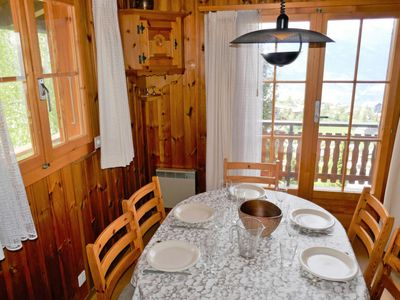 Photo for Vacation home Magicien in Nendaz - 5 persons, 3 bedrooms
