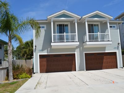 Photo for ~The Salty Mermaid~ Luxury Oceanview 3 bedroom 2.5 bath Townhome