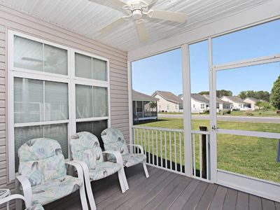 36954 Trout Terrace South, Swann Cove - Screened Porch