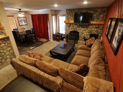 Photo for Pet Friendly, 1 Bed/1 Bath, On the Snowcreek Meadow