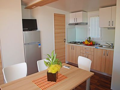 Photo for Vacation home Camping Park Umag in Umag - 6 persons, 2 bedrooms