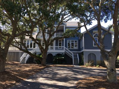 Photo for 100 yards to Beach! Perfect Family Home! Great Layout! Pool Access!