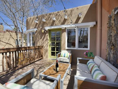 Photo for Completely remodeled home in the heart of historic Santa Fe - Walk to everything