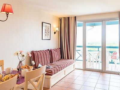 Photo for Résidence Pierre & Vacances Les Terrasses d'Arcangues *** - Studio 4/5 People Standard
