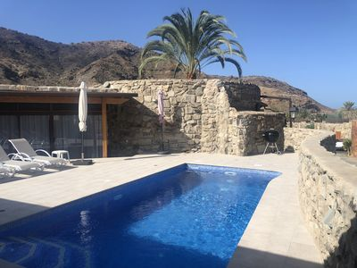 Photo for Fantastic Anfi Tauro Golf Villa With Private Heated Pool
