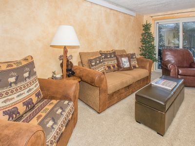 Photo for Comfy condo near Winter Park w/ shared pool, hot tub & ski shuttle!