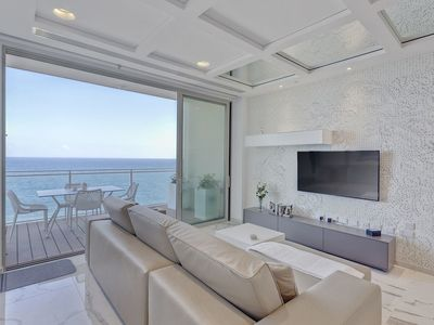 Photo for Luxury Apt Ocean Views in Tigne Point, With Pool