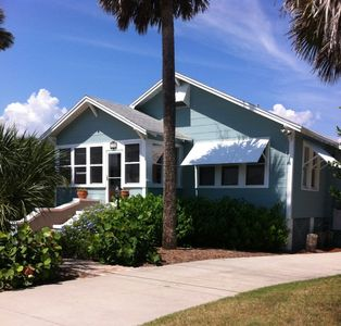 Surfside Bungalow Vilano Beach Vacation