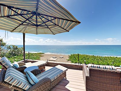 Photo for Ocean's Edge! 3BR w/ Luxe Outdoor Entertaining & Breathtaking Water Views