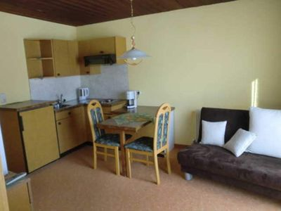 Photo for 1BR Apartment Vacation Rental in Untergschwend