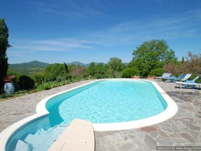 Photo for Monticiano house rental in Tuscany