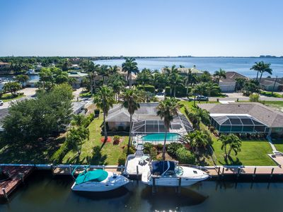 Photo for Roelens Vacations - Villa River Breeze - Cape Coral