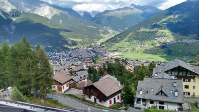 Photo for Valdisotto: Apartment/ flat - Bormio - Oga in a very nice position