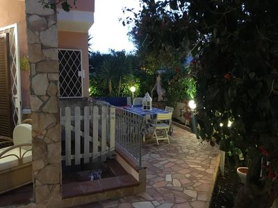 Photo for Small, Idyllic Holiday Home Lelu' with Garden & Terrace