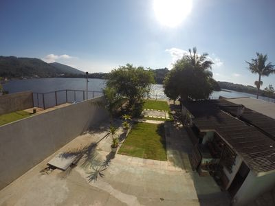 Photo for Jardim do Conde - Super nice house on the edge of the dam