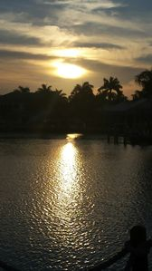 Photo for Luxury, tip lot and Sunsets -- 176 feet  frontage -- sunshine or shade by pool
