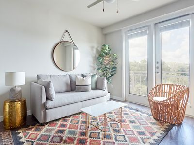 Photo for Sonder | Southtown Apartments | Cozy 1BR + Gym