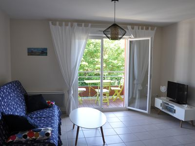 Photo for Apartment Bassin d'Arcachon Center of Ares in a quiet