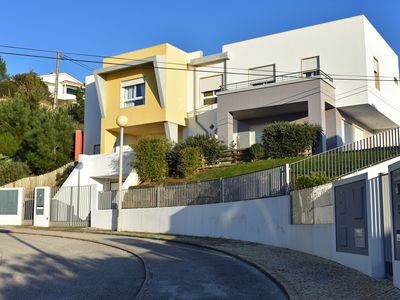 Photo for Tranquil and spacious villa in much sought after Foz do Arelho