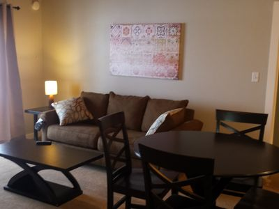 Photo for Luxurious and Affordable Year Round Condo in Town Center - 5 star reviews!