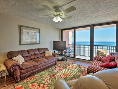 Photo for Oceanfront Condo w/ Pool on New Smyrna Beach!
