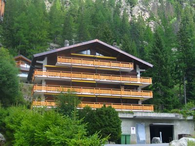 Photo for Apartment Parc in Champex - 4 persons, 1 bedrooms