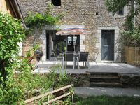 Beautiful house, well-equipped, good location for Normandy sights. Perfect for young children.