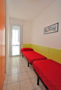 Photo for Condominio Stella , Bibione Lido del Sole, 2 bedrooms, 6 people, wifi, clima, parking place