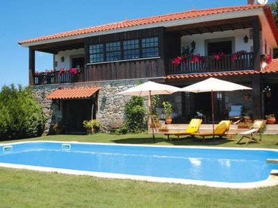 Photo for holiday home, São Martinho de Coura  in Costa Verde - 8 persons, 4 bedrooms