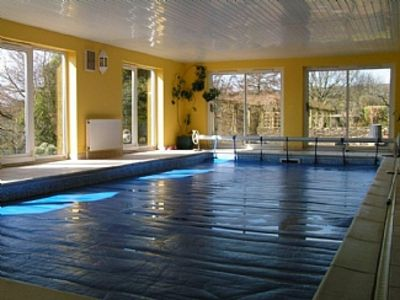 Photo for Lovely Country House with its own large Indoor Swimming Pool
