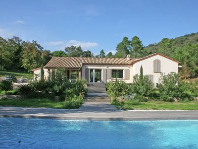 Photo for Elite Villa with Swimming Pool in La Mole South of France