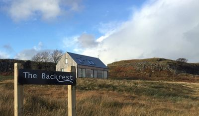 Photo for Eco and back friendly modern house, amazing views from all rooms, by Dunvegan