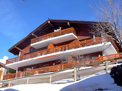 Photo for Apartment Porthos 13  in Verbier, Valais - 6 persons, 3 bedrooms