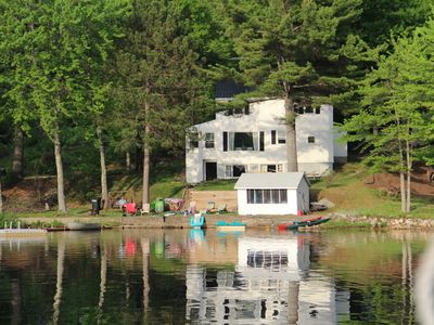 Photo for Peaceful waterfront retreat only minutes from Wolfeboro