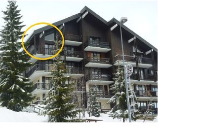 Photo for Apartment in the center of the resort and at the foot of the slopes