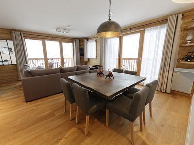 Photo for Miravidi residence-Petit Bois-Des boutique apartments at the top of the Alps
