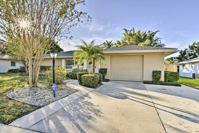 Welcome to your Florida home-away-from-home!