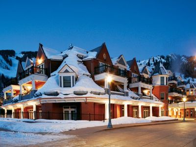 Photo for Hyatt Grand Aspen 1 Bdrm Ski Season 2/23-2/29/20