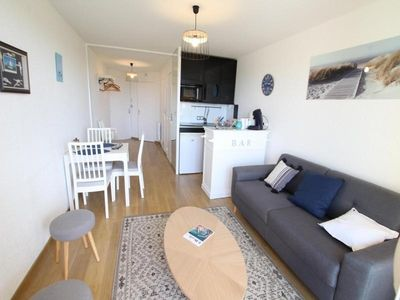 Photo for 1BR Apartment Vacation Rental in Donville-les-Bains