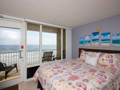 Photo for Splendid 2/2 OceanFront Beauty w/ Amazing 7th Floor Views from 2 Private Balconies! FREE HBO & WIFI!