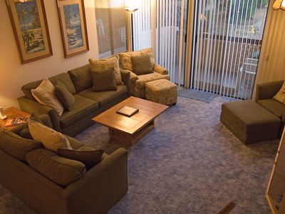 Photo for 2 Bedroom, 2.5 Bath, Townhouse Style Condo, Common Pool and Jacuzzi