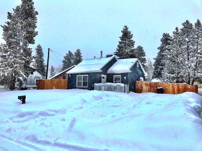 Photo for Cozy 1BR/1BA Furnished House In Historic Leadville, CO