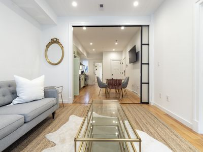 Photo for Stunning 1BR 2 BA with Deck in Kalorama