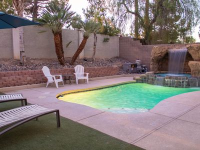 Photo for Entire 3400 sq ft Loft / private pool and spa..