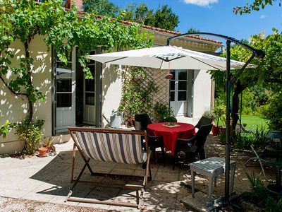 Photo for Entire villa furnished, very quiet, in 2500m2 garden 2.5 km from Aix